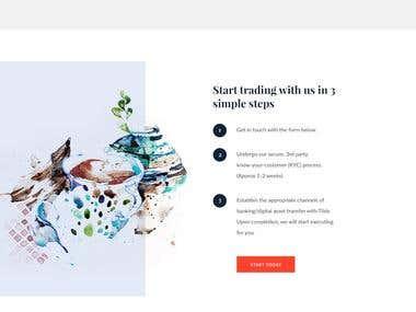 Tilde - Web Design