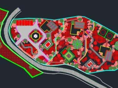 SITE DEVELOPMENT PLAN FOR AN INDIAN CLIENT