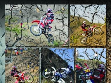 Rockwell PRO Hillclimb Cover