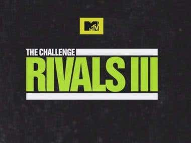 MTV The Challenge: Rivals III