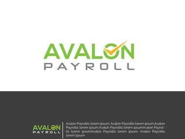 AVALON payroll Logo