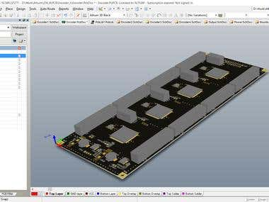 PCB Layout & Verilog/VHDL