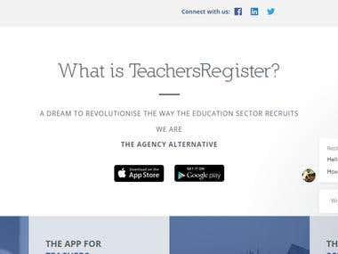 teachersregister