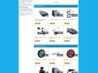 Sellerdeck responsive website