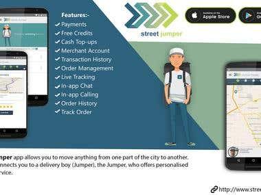 Street Jumper App