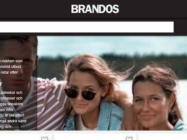 BRANDOS E-COMMERCE USABILITY TESTING