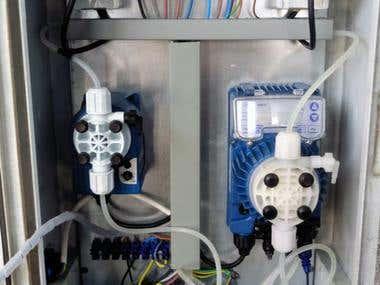 Dosing Pump Automation