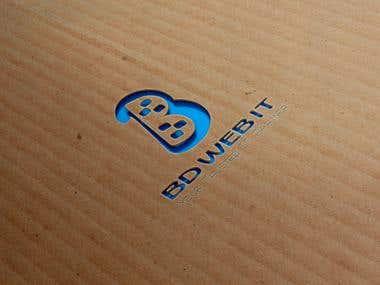 Logo Design for BDWebIT.com