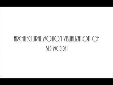Architectural Visualization Video (low resolution)