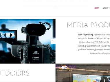 media production &Advertising