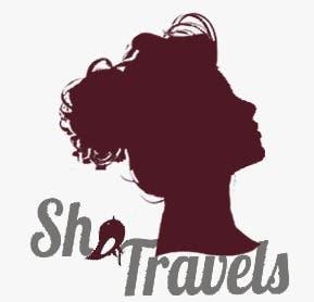 She travel