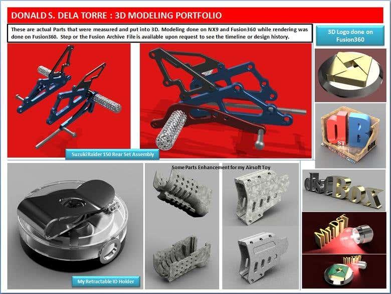 Work Sample as Mechanical Design Engineer | Freelancer
