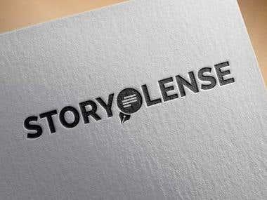 Story Lense Logo