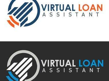 Virtual Loan Assistant Logo