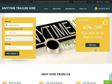 anytimetrailerhire.com.au - Book trailer online in Melbourne