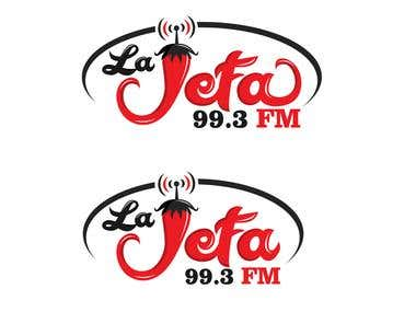 logo LA JEFA