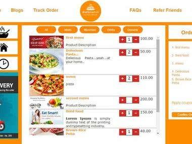 ieatsmart order online