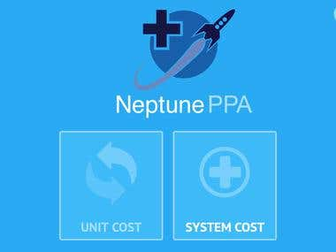 Neptune PPA Web Application for Physicians