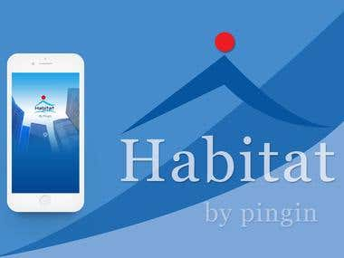 Habitat Website & Mobile Application in IOS & Android
