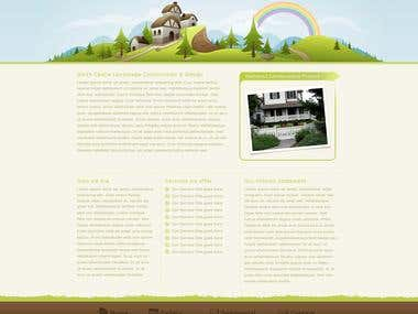 Landscape Website Design & Development