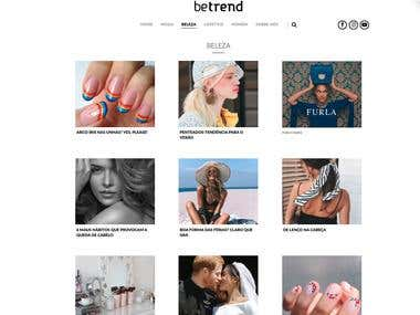 Bertrand (Wordpress)