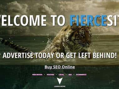 FierceSite - Website Design & SEO Service