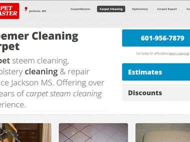 CarpetMaster   Carpet Cleaning Service Jackson MS