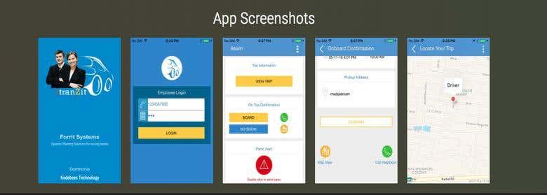 iTranzit - Uber/OLA Kind - iOS Employee App & Driver App | Freelancer