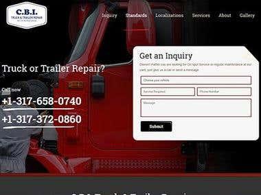 CBI Truck And Trailer Repair