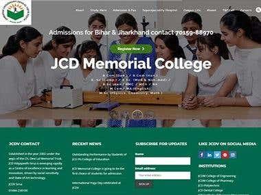 JCDV College