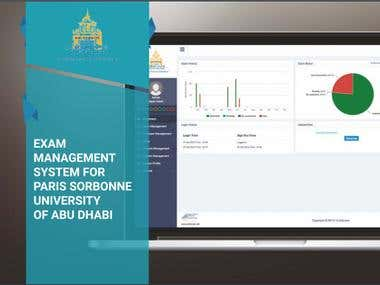 Exam Management System