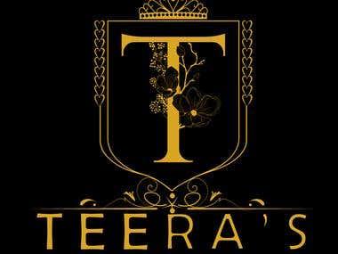 Teera's Logo (Clothing Brand)