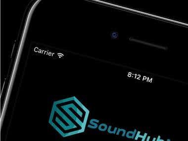 SoundHubMusic ( For client )