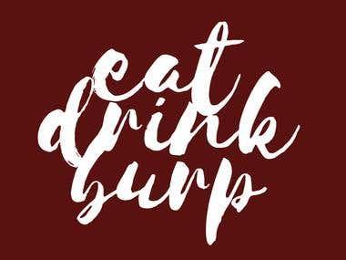 Eat Drink Burp