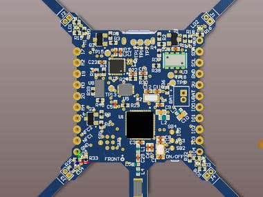 NRF52832 Bluetooth Motor