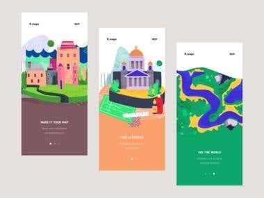 Self-Study App Development