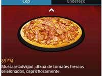 Android & iOS PizzaHut Application