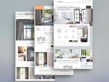 Design and Responsive HTML