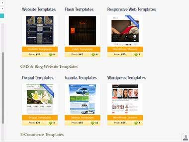 Template Reseller & Custommization