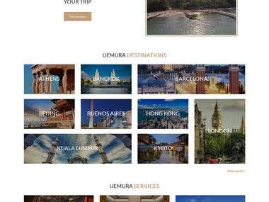 UEMURA WORLD GROUP Portal