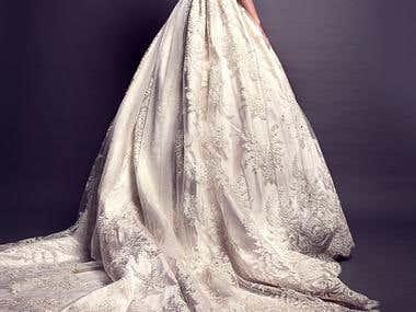 Jay Bridal Dress
