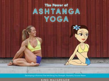Mobile App for Kino MacGregor's yoga Education