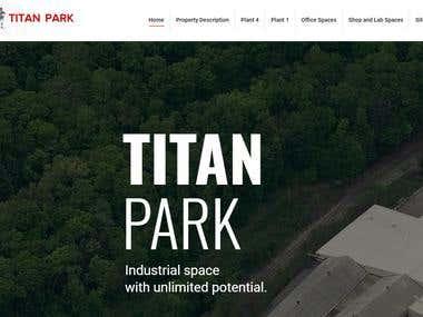 Titan Park, US