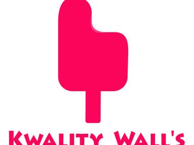 kwality wall's logo