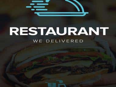 Delivery Eat Android Restaurant app.