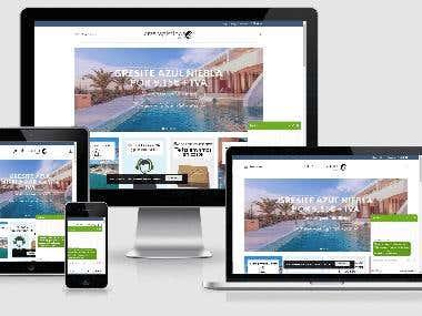 Woocommerce website (gresitepiscinas.com)