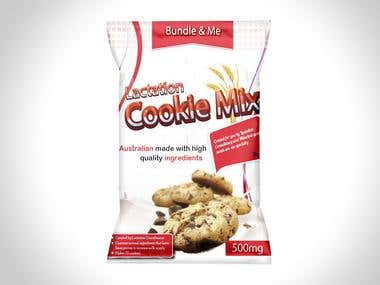 Cookie Package Design