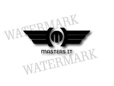 master IT logo design