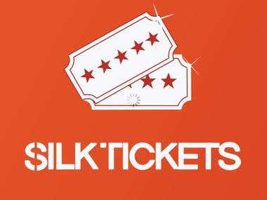 Silk Ticket App