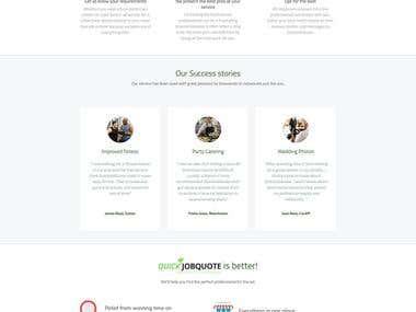 http://www.quickjobquote.com - Wordpress